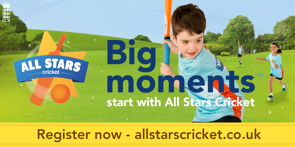 All Stars Cricket Book Now!